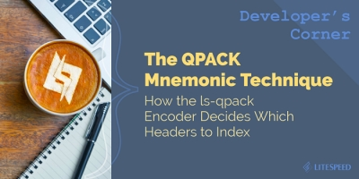 Developer's Corner: QPACK Mnemonic Technique