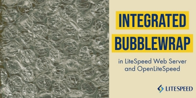 Integrated Bubblewrap Support in LiteSpeed Web Servers