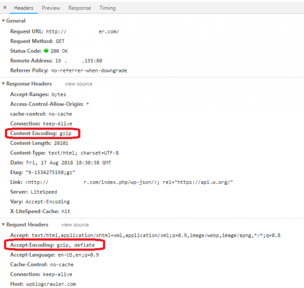 Litespeed Wiki Cache Common Gzip Brotli Automatic Conversion