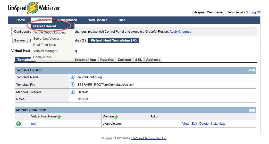 litespeed_wiki:config:virtual-host-template [LiteSpeed Wiki]